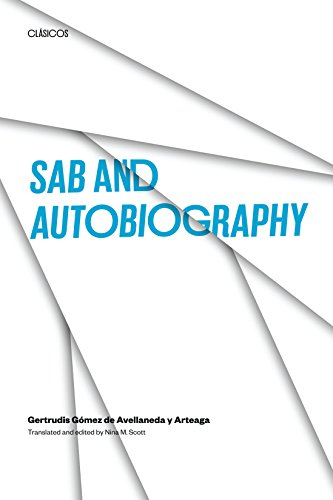 9780292704428: Sab and Autobiography (Texas Pan American Series)
