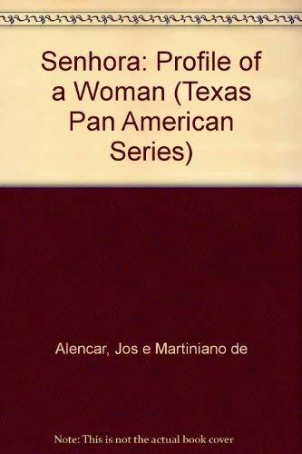 Texas Pan American Senhora Profile of a: JosAc de Alencar