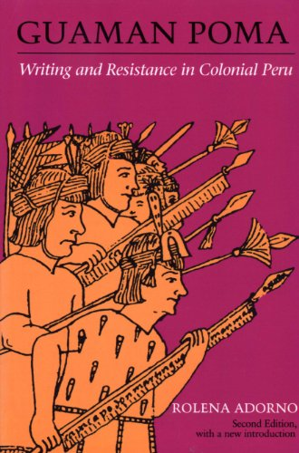 9780292705036: Guaman Poma : Writing and Resistance in Colonial Peru: Second Edition (ILAS Special Publication)