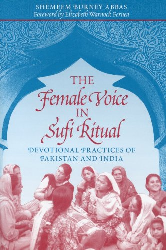 9780292705159: The Female Voice in Sufi Ritual: Devotional Practices of Pakistan and India