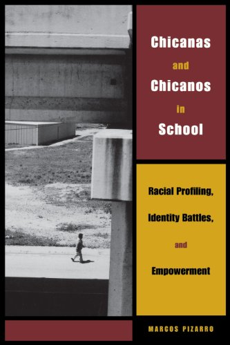 9780292706651: Chicanas and Chicanos in School: Racial Profiling, Identity Battles, and Empowerment (LOUANN ATKINS TEMPLE WOMEN & CULTURE SERIES)