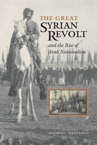 9780292706804: The Great Syrian Revolt and the Rise of Arab Nationalism (Modern Middle East (Paperback))