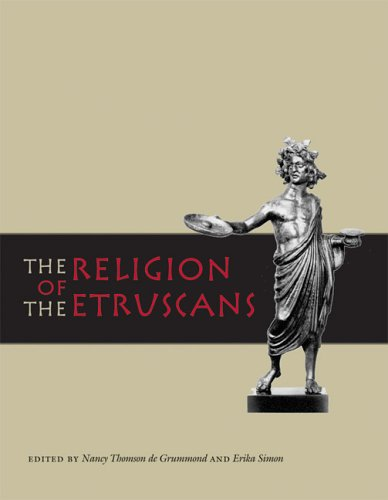 9780292706873: The Religion of the Etruscans