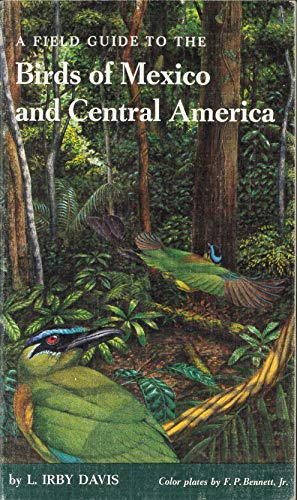 9780292707023: Field Guide to the Birds of Mexico and Central America