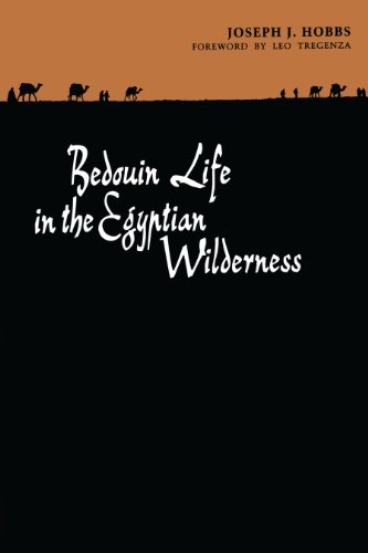 9780292707894: Bedouin Life in the Egyptian Wilderness