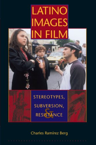 9780292709072: Latino Images in Film: Stereotypes, Subversion, and Resistance (Texas Film & Media Studies Series)