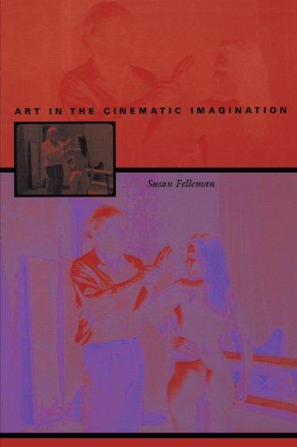 9780292709416: Art in the Cinematic Imagination