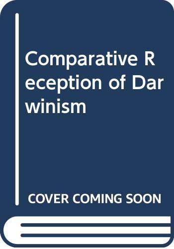 9780292710153: Comparative Reception of Darwinism (The Dan Danciger publication series)