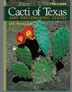 9780292710856: Cacti of Texas and Neighboring States: A Field Guide