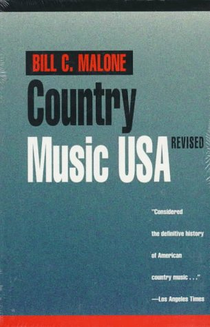 9780292710962: Country Music, U.S.A.