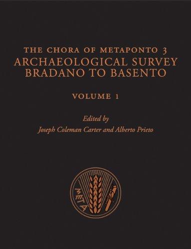 9780292712119: The Chora of Metaponto: The Necropoleis