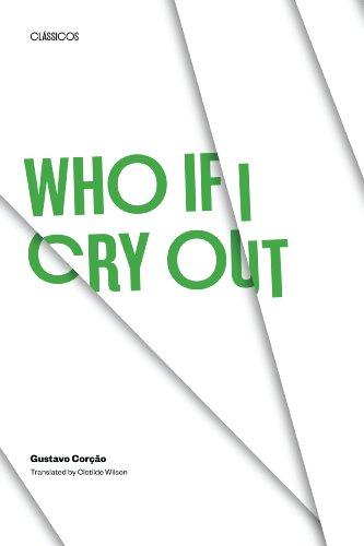 Who If I Cry Out: Gustavo Corção
