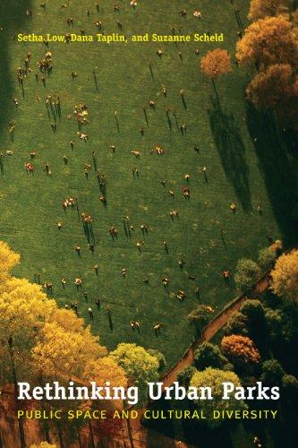 Rethinking Urban Parks: Public Space and Cultural: Setha Low; Dana
