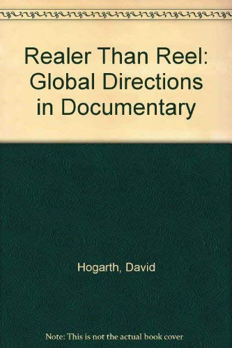 9780292712591: Realer Than Reel: Global Directions in Documentary