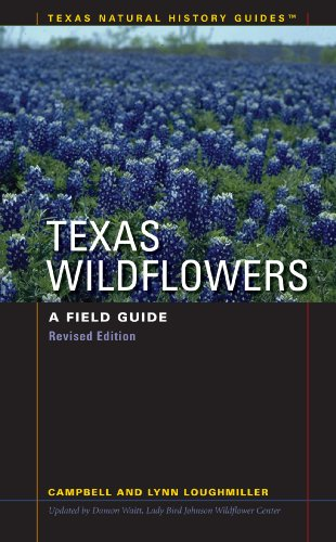 9780292712867: Texas Wildflowers: A Field Guide (Texas Natural History Guides™)