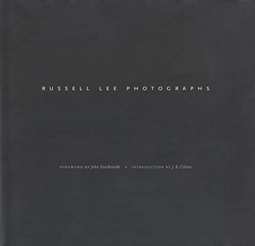 Russell Lee Photographs: Images from the Russell Lee Photograph Collection at the Center for ...