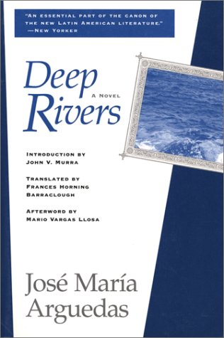 Deep Rivers (The Texas Pan American Series)