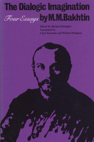 9780292715349: Dialogic Imagination: Four Essays (University of Texas Press Slavic Series)