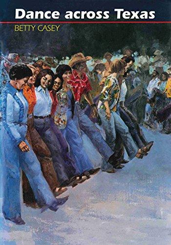 Dance Across Texas: Betty Casey