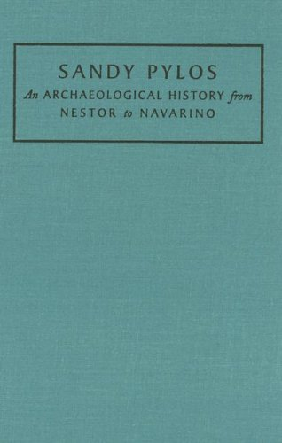 9780292715943: Sandy Pylos: An Archaeological History From Nestor To Navarino