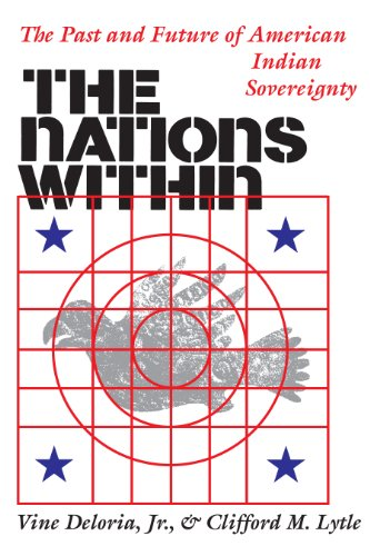 9780292715981: The Nations Within: The Past and Future of American Indian Sovereignty