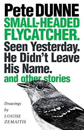 9780292716001: Small-headed Flycatcher. Seen Yesterday. He Didn't Leave His Name.: and other stories