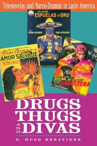 9780292717121: Drugs, Thugs, and Divas: Telenovelas and Narco-Dramas in Latin America