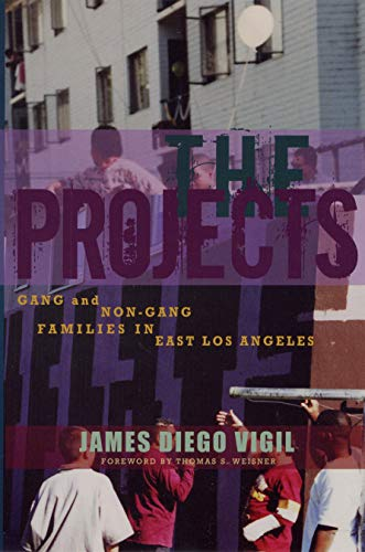 9780292717312: The Projects: Gang and Non-Gang Families in East Los Angeles