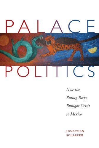 9780292717589: Palace Politics: How the Ruling Party Brought Crisis to Mexico