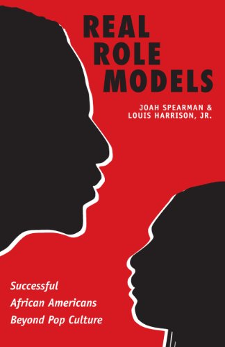 Real Role Models: Successful African Americans Beyond: Joah Spearman, Louis