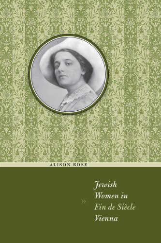 9780292718616: Jewish Women in Fin de Siècle Vienna (Jewish History, Life and Culture)