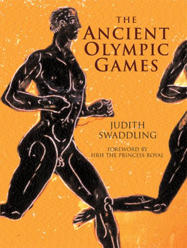 9780292718937: The Ancient Olympic Games