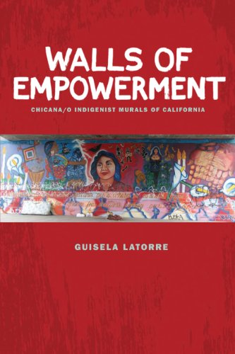 9780292719064: Walls of Empowerment: Chicana/o Indigenist Murals of California