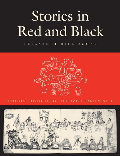 9780292719897: Stories in Red and Black: Pictorial Histories of the Aztec and Mixtecs