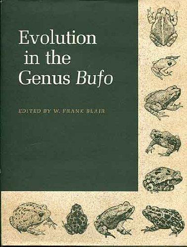 9780292720015: Evolution in the Genus Bufo