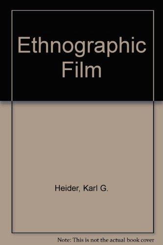 9780292720206: Ethnographic Film