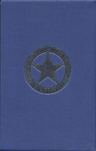 9780292721128: One Ranger Limited Edition (Bridwell Texas History)
