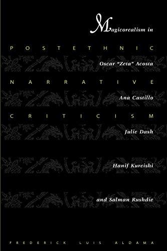 9780292722101: Postethnic Narrative Criticism: Magicorealism in Oscar