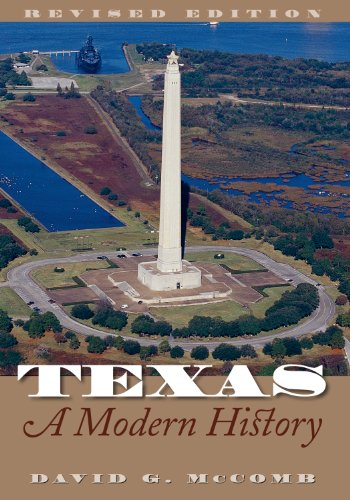 Texas, A Modern History: Revised Edition (Bridwell: David G. McComb