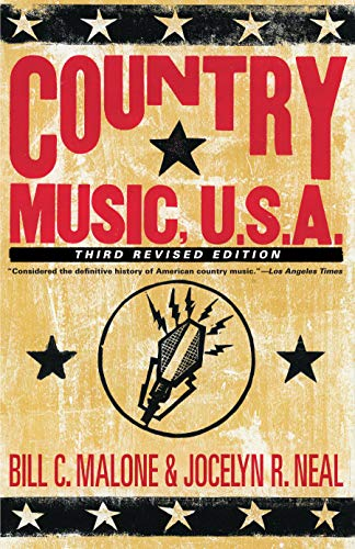 9780292723290: Country Music, U.S.A.