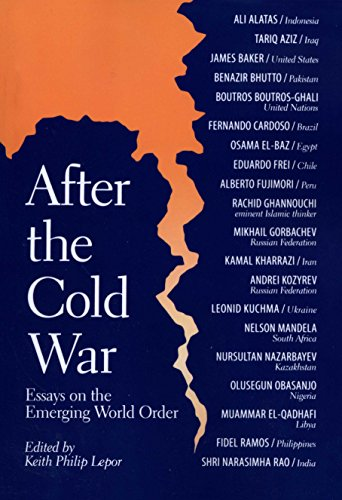 9780292723405: After the Cold War: Essays on the Emerging World Order