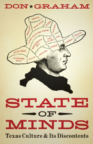 State of Minds: Texas Culture and Its Discontents (Charles N. Prothro Texana): Graham, Don