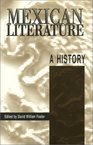 9780292724822: Mexican Literature: A History (Texas Pan American Series)