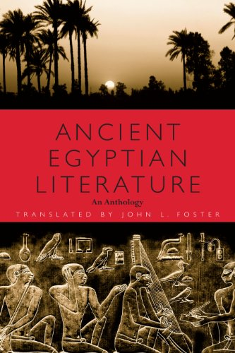 9780292725270: Ancient Egyptian Literature: An Anthology