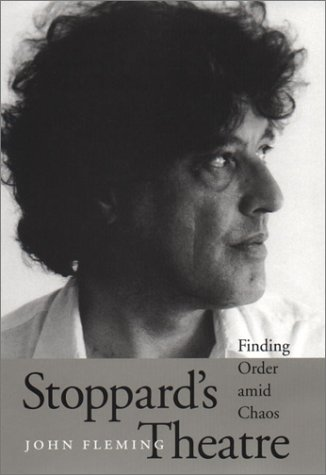 9780292725331: Stoppard's Theatre: Finding Order amid Chaos (Literary Modernism Series)