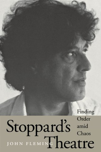9780292725522: Stoppard's Theatre: Finding Order Amid Chaos