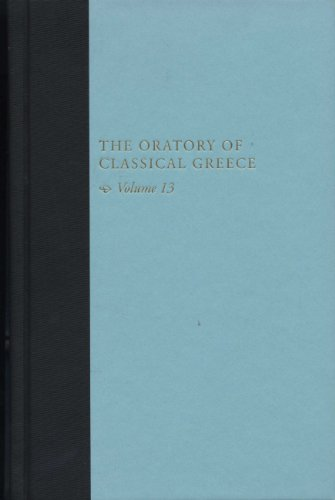 9780292725560: Demosthenes, Speeches 39-49 (Oratory of Classical Greece)