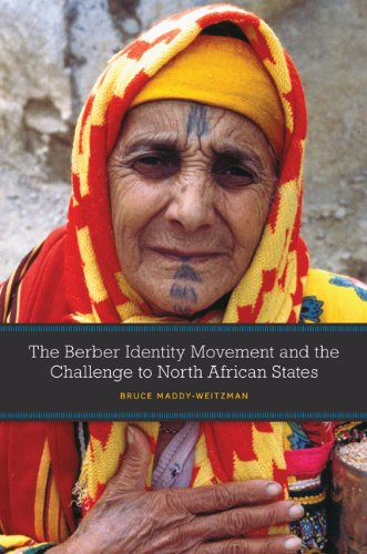 9780292725874: The Berber Identity Movement and the Challenge to North African States
