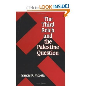 9780292727311: The Third Reich and the Palestine Question