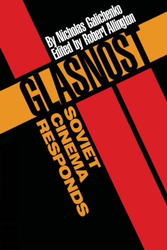 9780292727533: Glasnost―Soviet Cinema Responds (Texas Film Studies Series)